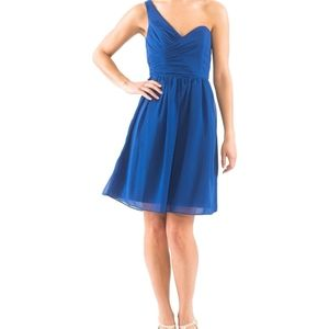 ALFRED ANGELO Bridesmaid Dress Cobalt blue Size 8